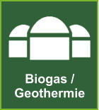 Biogas / Geothermie